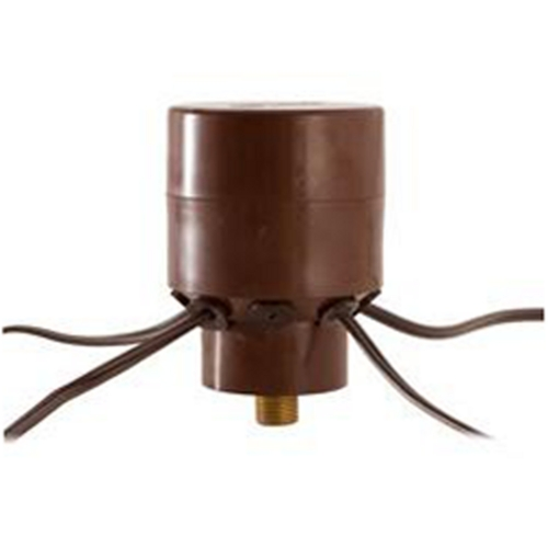 Brass Works Lighting Low Voltage Hub System for Landscape Lighting 9HUB