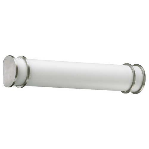 Quorum Lighting Quorum Lighting Satin Nickel Bathroom Light 86525-2-65