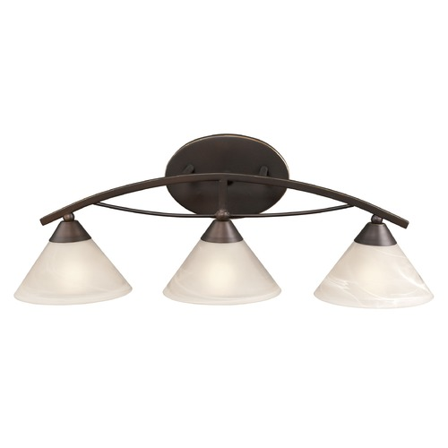 Elk Lighting Elk Lighting Oil Rubbed Bronze Bathroom Light 17642/3