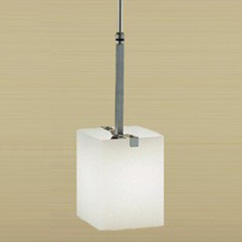 Illuminating Experiences Illuminating Experiences Symmetry Mini-Pendant Light with Square Shade SYMMETRY6SN