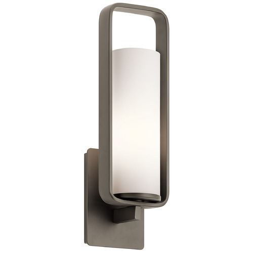 Kichler Lighting Kichler Lighting City Loft Sconce 43787OZ