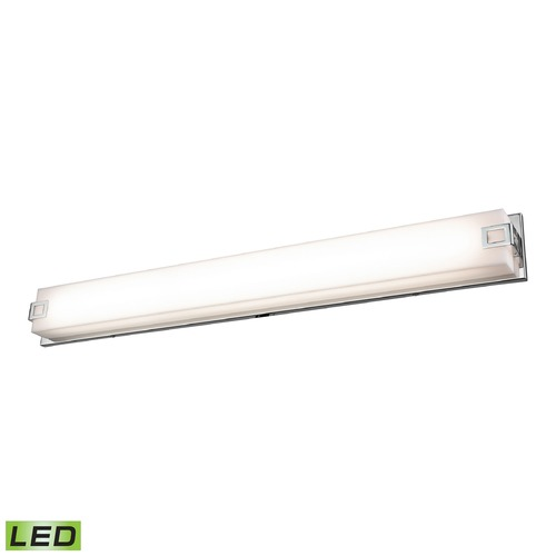 Alico Industries Lighting Alico Lighting Prospect Chrome LED Bathroom Light WSL2175-AC-15