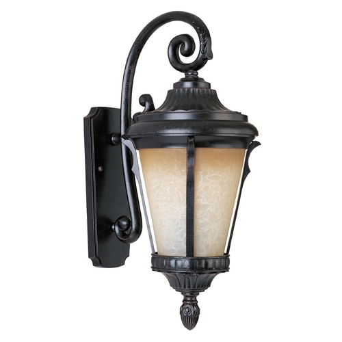Maxim Lighting Maxim Lighting Odessa Espresso Outdoor Wall Light 3015LTES