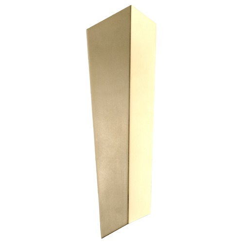 Corbett Lighting Corbett Lighting Vega Gold Leaf LED Sconce 2700K 840LM 265-11