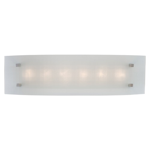 George Kovacs Lighting George Kovacs Pillow Chrome Bathroom Light P5070-077