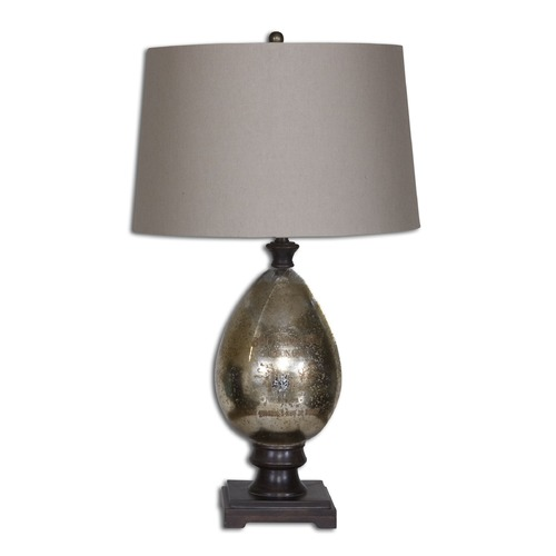 Uttermost Lighting Uttermost Boulangerie Mercury Glass Lamp 26206