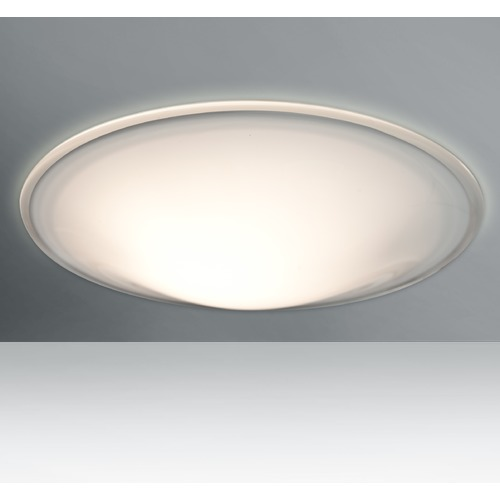 Besa Lighting Besa Lighting Luma LED Flushmount Light 1CS-909539-LED