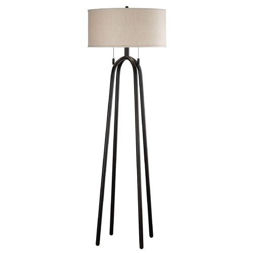 Kenroy Home Lighting Modern Floor Lamps in Oil Rubbed Bronze Finish 21389ORB