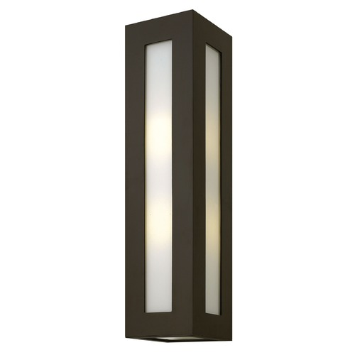 Hinkley Lighting Hinkley Lighting Dorian Bronze LED Outdoor Wall Light 2195BZ-LED