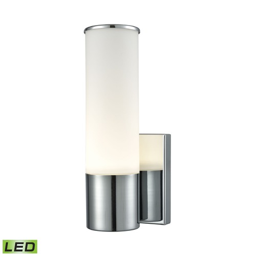 Alico Industries Lighting Alico Lighting Maxfield Chrome LED Sconce WSL825-10-15