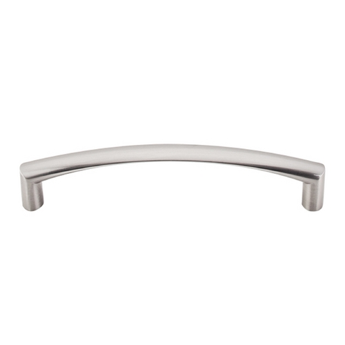 Top Knobs Hardware Modern Cabinet Pull in Brushed Satin Nickel Finish M391