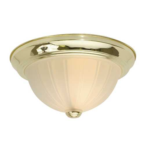 Design Classics Lighting 11-Inch Flushmount Ceiling Light 91101