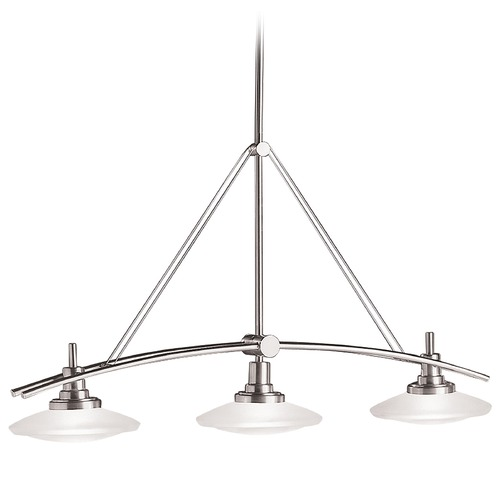 Kichler Lighting Kichler Three-Light Pendant 2955NI