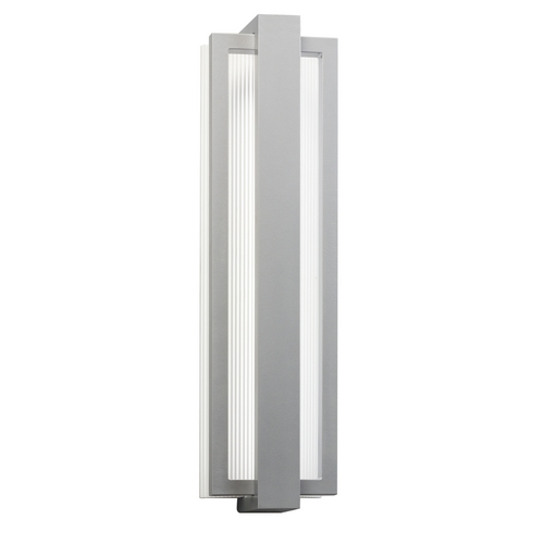 Kichler Lighting Kichler Lighting Sedo Platinum LED Outdoor Wall Light 49435PL