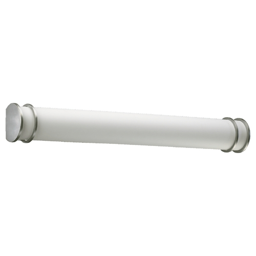Quorum Lighting Quorum Lighting Satin Nickel Bathroom Light 86537-2-65
