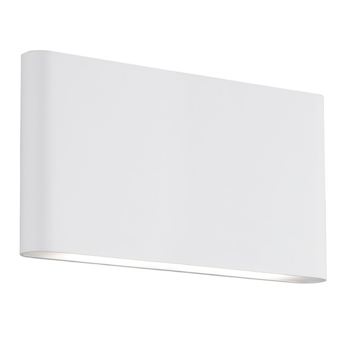 Kuzco Lighting Kuzco Lighting Slate White LED Outdoor Wall Light AT6510-WH