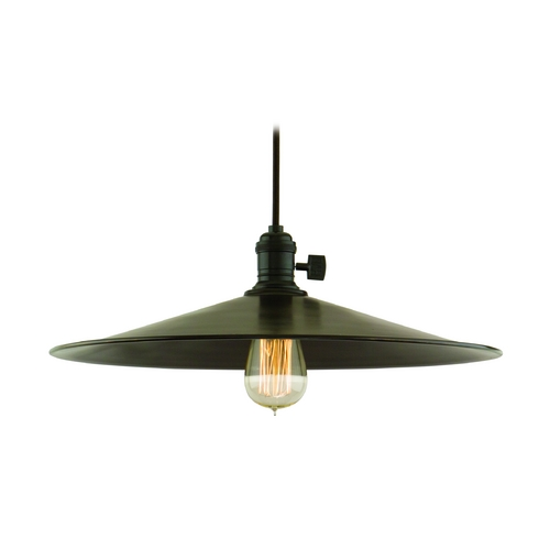 Hudson Valley Lighting Pendant Light in Aged Brass Finish 9001-AGB-ML1