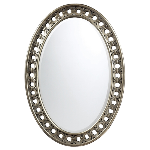 Sterling Lighting Sumner Oval 24-Inch Mirror DM2017