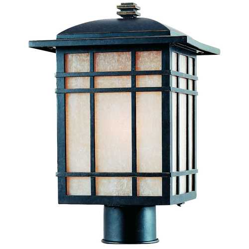 Quoizel Lighting 17-Inch Outdoor Post Light HC9011IB
