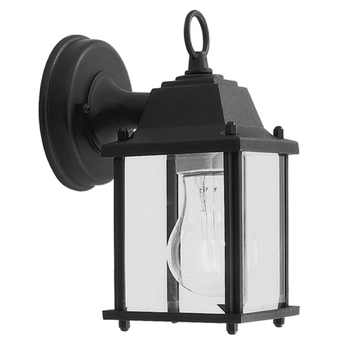 Livex Lighting Livex Lighting Black Outdoor Wall Light 7506-04