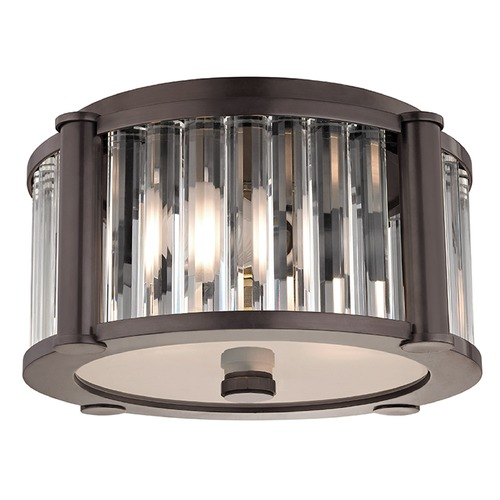 Hudson Valley Lighting Hartland 2 Light Flushmount Light - Old Bronze 9513-OB