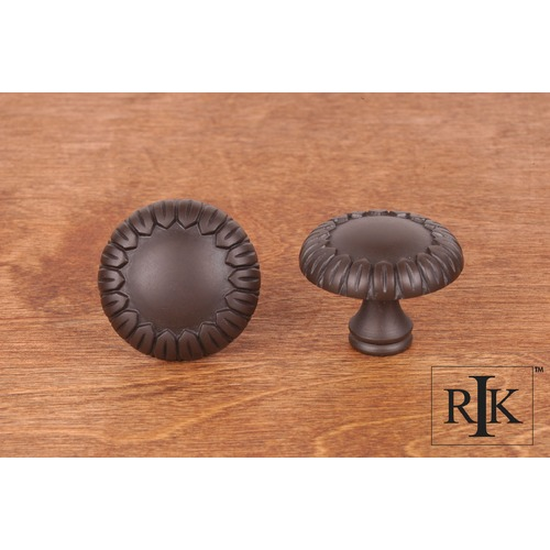 RK International Large Petals @ Edge Knob CK758VB
