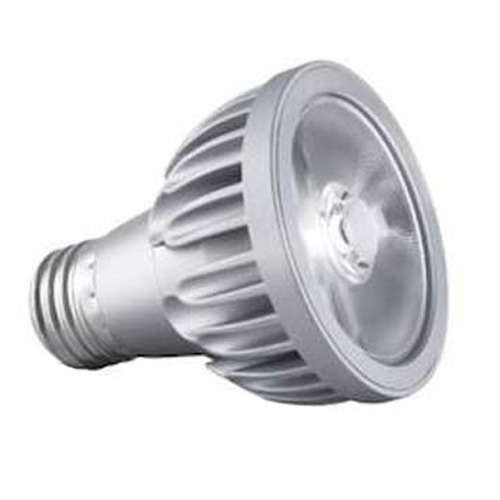 Soraa 10.5W Medium Base LED Bulb PAR20 Narrow Spot 10 Degree Beam Spread 500LM 2700K Dimmable SP20-11-10D-927-03