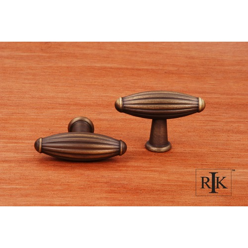 RK International Large Indian Drum Knob CK9309AE
