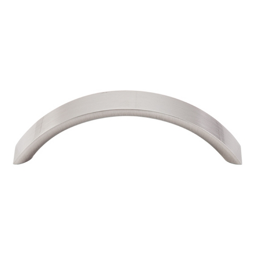 Top Knobs Hardware Modern Cabinet Pull in Brushed Satin Nickel Finish M394