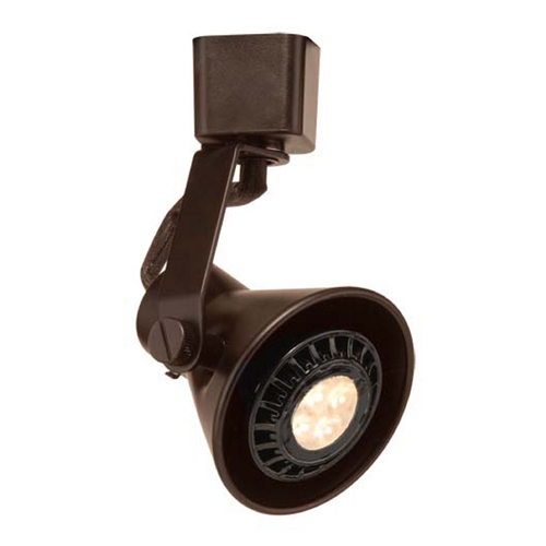 WAC Lighting Wac Lighting Dark Bronze LED Track Light Head HTK-103LED-DB