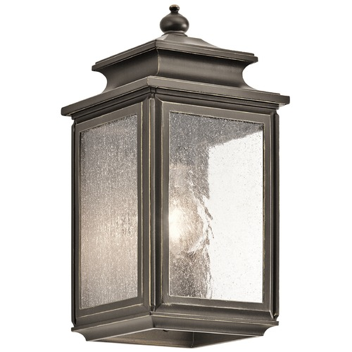 Kichler Lighting Kichler Lighting Wiscombe Park Outdoor Wall Light 49501OZ