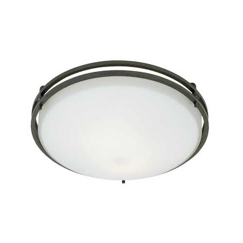 Quoizel Lighting Two-Light Modern Flushmount Ceiling Light OZ1613IN