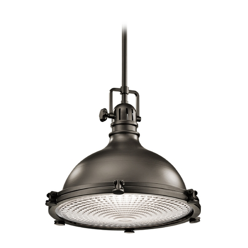 Kichler Lighting Kichler Lighting Hatteras Bay Olde Bronze Pendant Light 2682OZ
