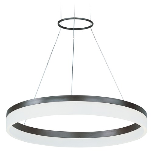 ET2 Lighting Saturn 1-Tier LED Pendant E22453-11BZ