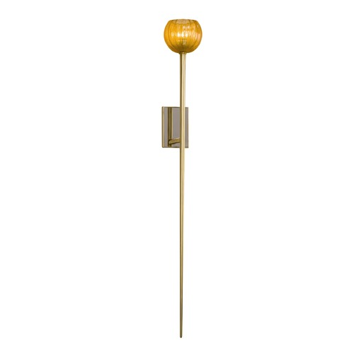 Corbett Lighting Corbett Lighting Merlin Gold Leaf Sconce 232-12