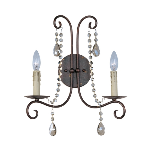 Maxim Lighting Maxim Lighting Adriana Urban Rustic Sconce 22192UR