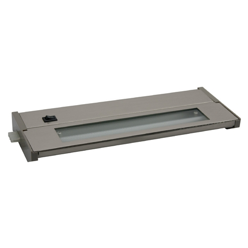 American Lighting American Lighting Priori Series T2 Brushed Steel 10-Inch Light Bar Light 043T-10-BS