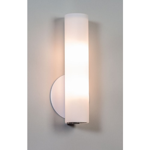 Illuminating Experiences Illuminating Experiences Visual Sconce Visual1WHT
