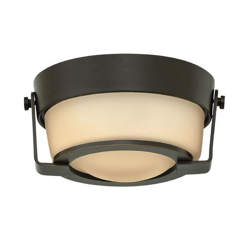 Hinkley Lighting Hinkley Lighting Hathaway Olde Bronze LED Flushmount Light 3228OB-QF