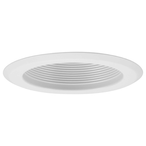 Progress Lighting Progress Lighting Recessed White LED Recessed Trim with Baffle P868-28