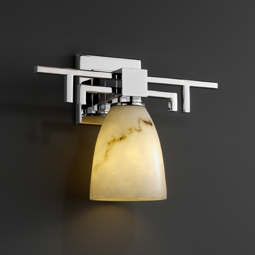 Justice Design Group Justice Design Group Lumenaria Collection Sconce FAL-8701-18-CROM