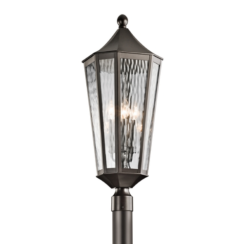 Kichler Lighting Kichler Lighting Rochdale Olde Bronze Post Light 49516OZ