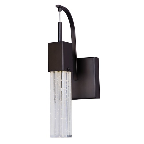 ET2 Lighting Fizz III 1-Light LED Wall Sconce E22760-89BZ