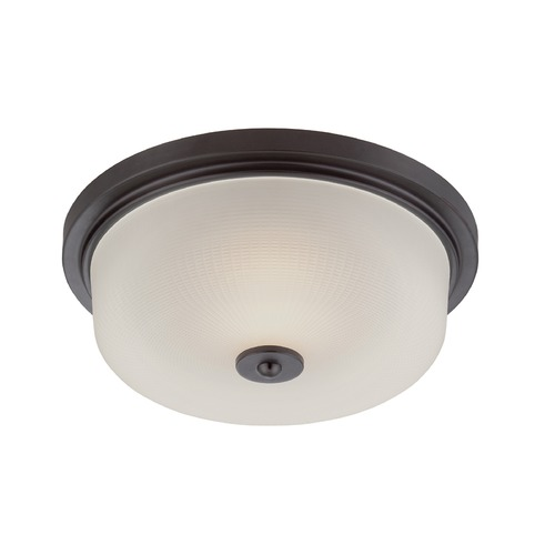Designers Fountain Lighting Designers Fountain Orono Oil Rubbed Bronze LED Flushmount Light LED301L-ORB