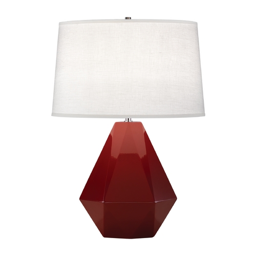 Robert Abbey Lighting Robert Abbey Delta Table Lamp 938