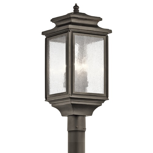 Kichler Lighting Kichler Lighting Wiscombe Park Post Light 49506OZ