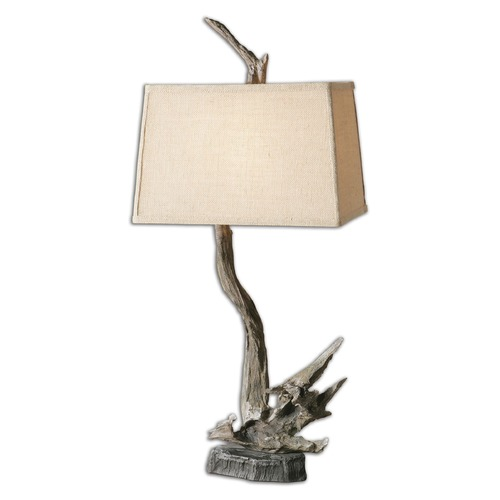 Uttermost Lighting Uttermost Portland Wood Branch Lamp 26237