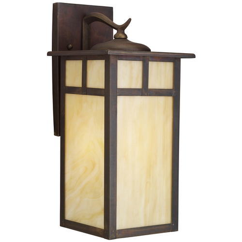 Kichler Lighting Kichler Outdoor Wall Light in Canyon View Finish 9148CV