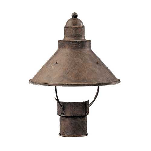 Olde Brick Outdoor Post Light 9923Ob