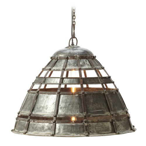 Dimond Lighting Colossal Fortress Pendant Lamp 135004